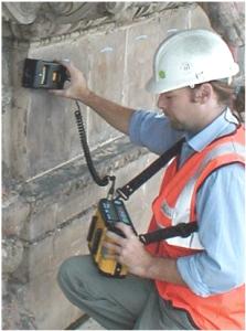 Skanowanie betonu / żelbetu