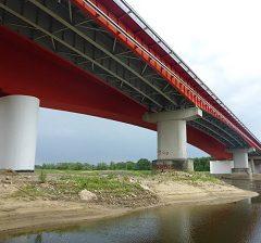 Ekspertyza techniczna stalowej konstrukcji ustroju nośnego mostu MS-4 przez rz. Odrę w m. Cigacice w ciągu drogi S3